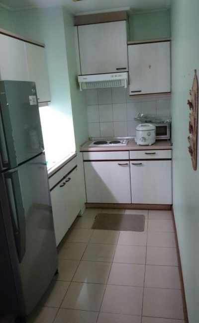dapur apartemen casablanca