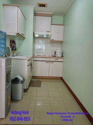 apartemen-casablanca-tower-dua-dijual-dapur