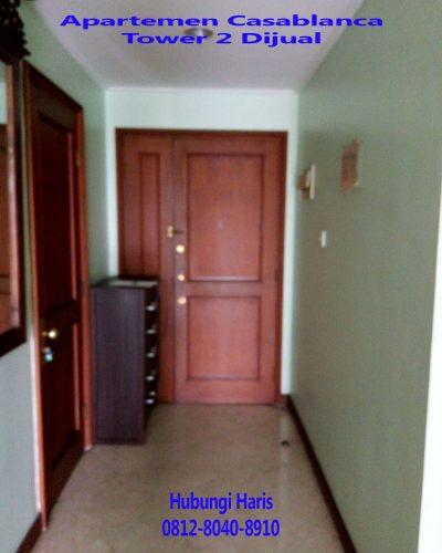 apartemen-casablanca-tower-dua-dijual-pintu-masuk